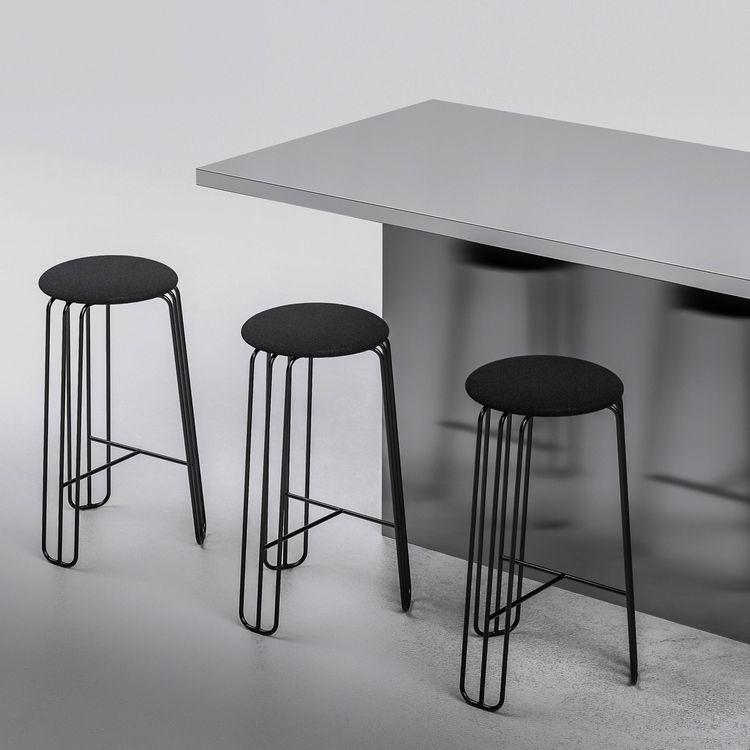 NS700 bar stool - huntfurniture | ello