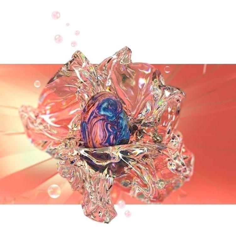 Magical Egg Larry Lim - illustration - larrylkw | ello