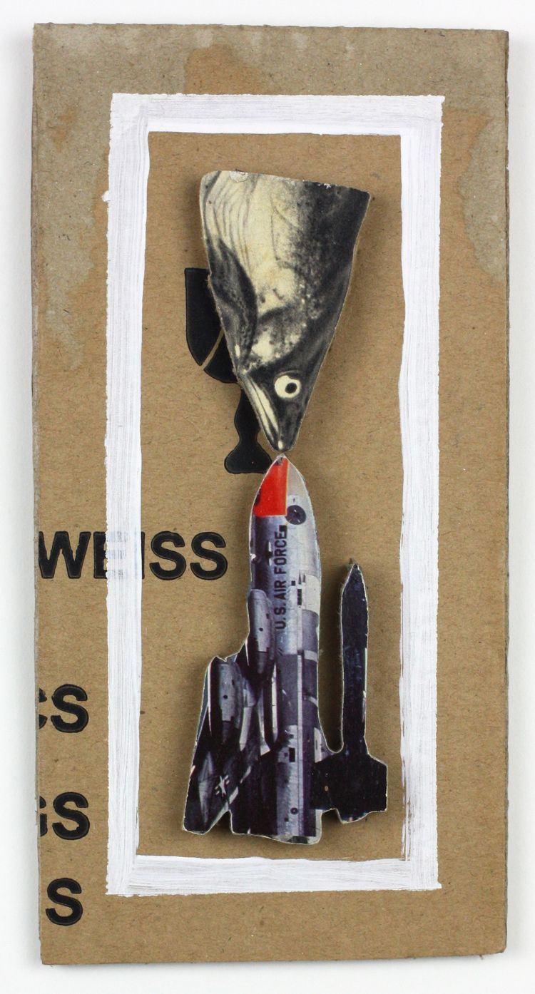 SS Missile, narrative cardboard - boraistudio | ello