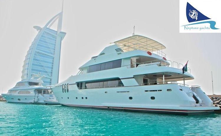Neptune Yachts excellent yacht  - neptuneyachtsdubai_ | ello
