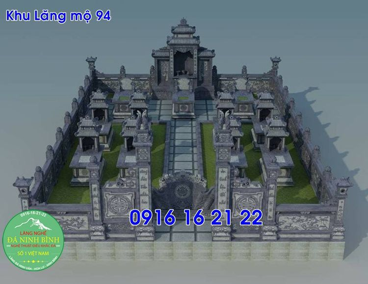 Các mẫu lăng mộ đẹp gia đình th - daninhvanninhbinh35 | ello