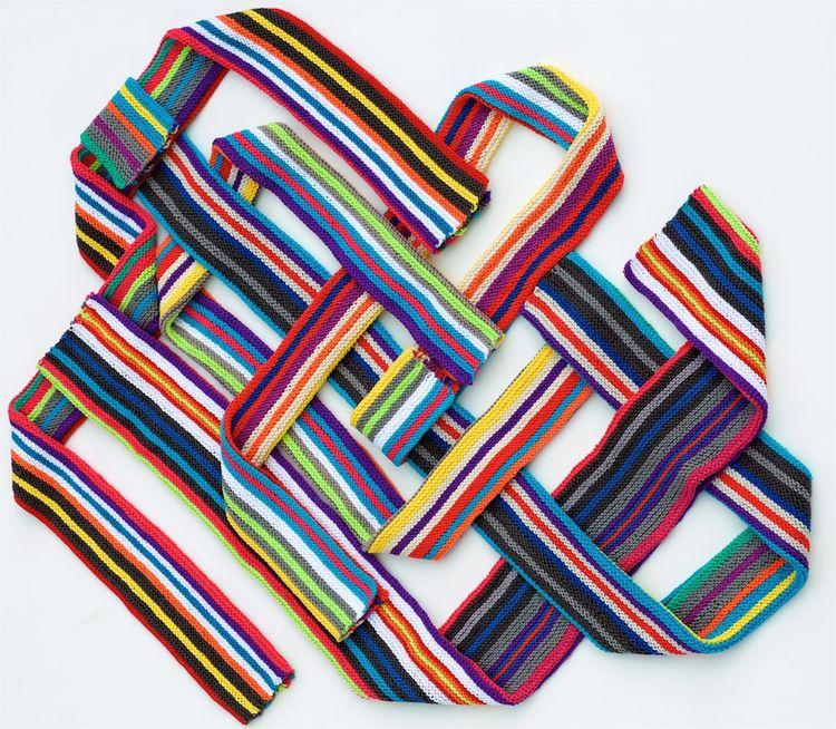 5 unisex Dilettante scarves (10 - dirkmarwig | ello