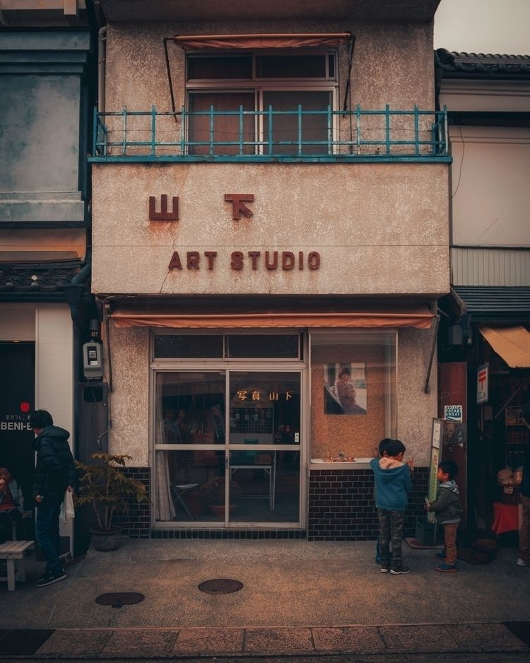 Art Studio...  - nagano, zenkoji - fokality | ello