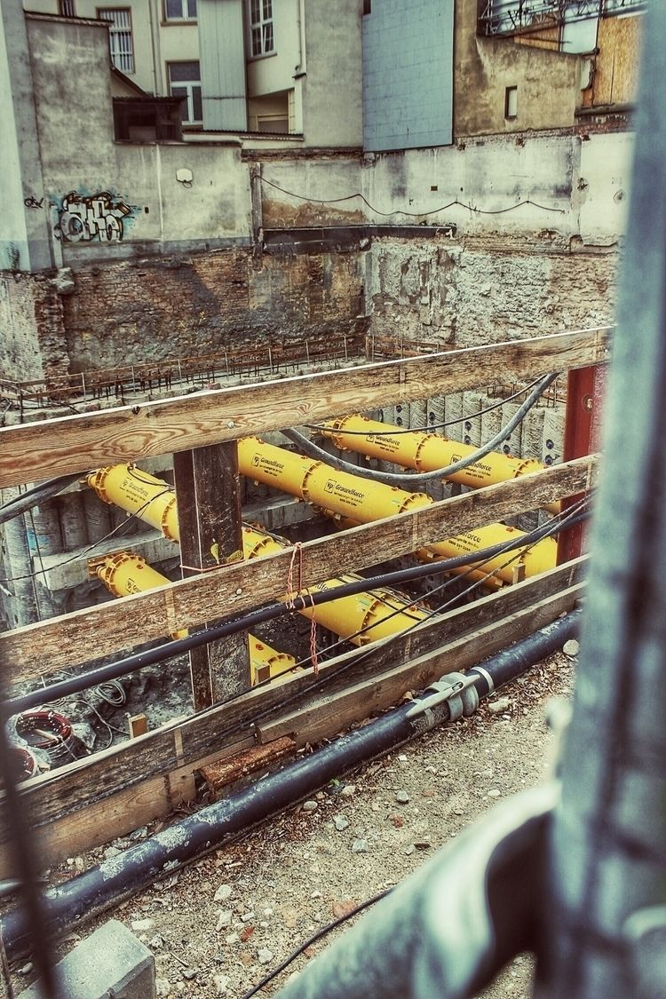 • Construction zone - photography - borisholtz | ello