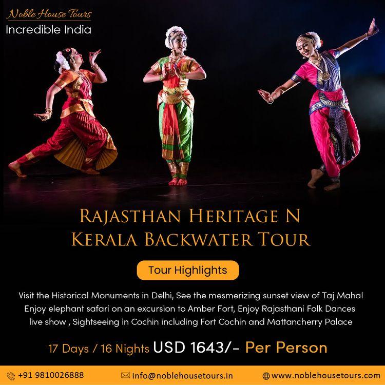 Book amazing Rajasthan Heritage - noblehousetours | ello