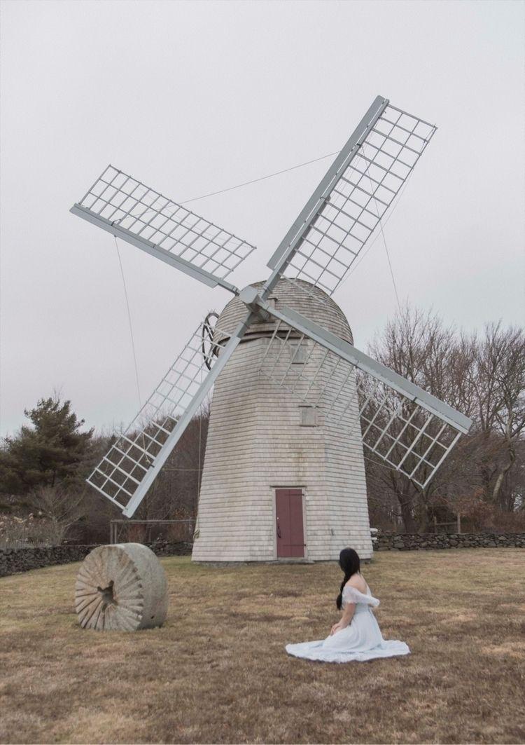 Windmill 1787  - selfportraiture - hbarnetphoto | ello