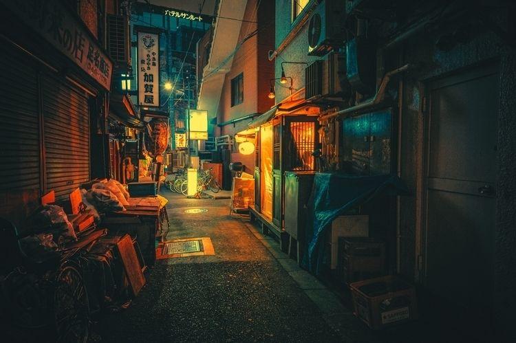 Surroundings III, 2020, Tokyo J - anthonypresley | ello
