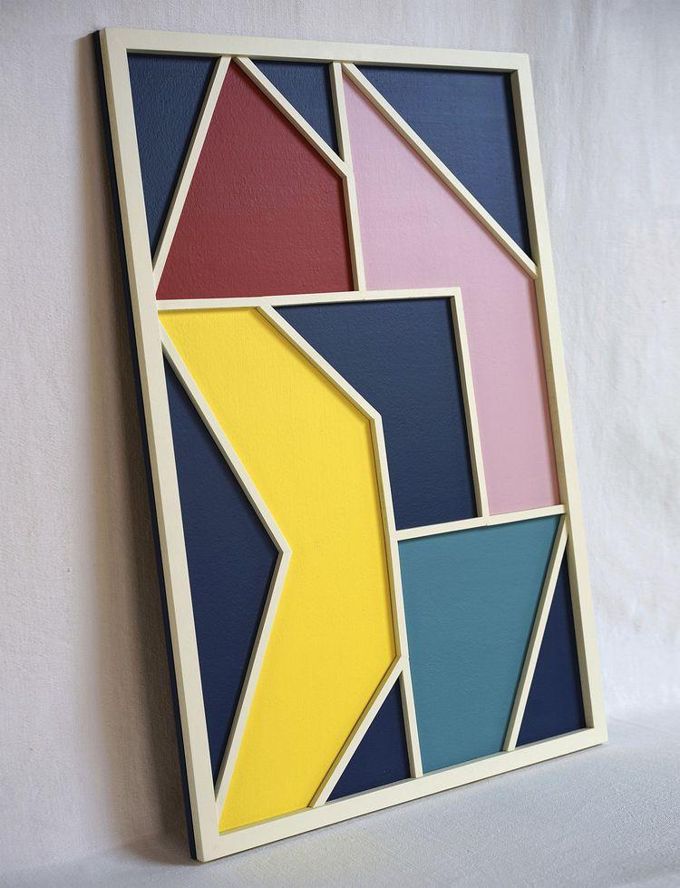 Modo7 Fluctuo — acrylic paint w - eltono | ello