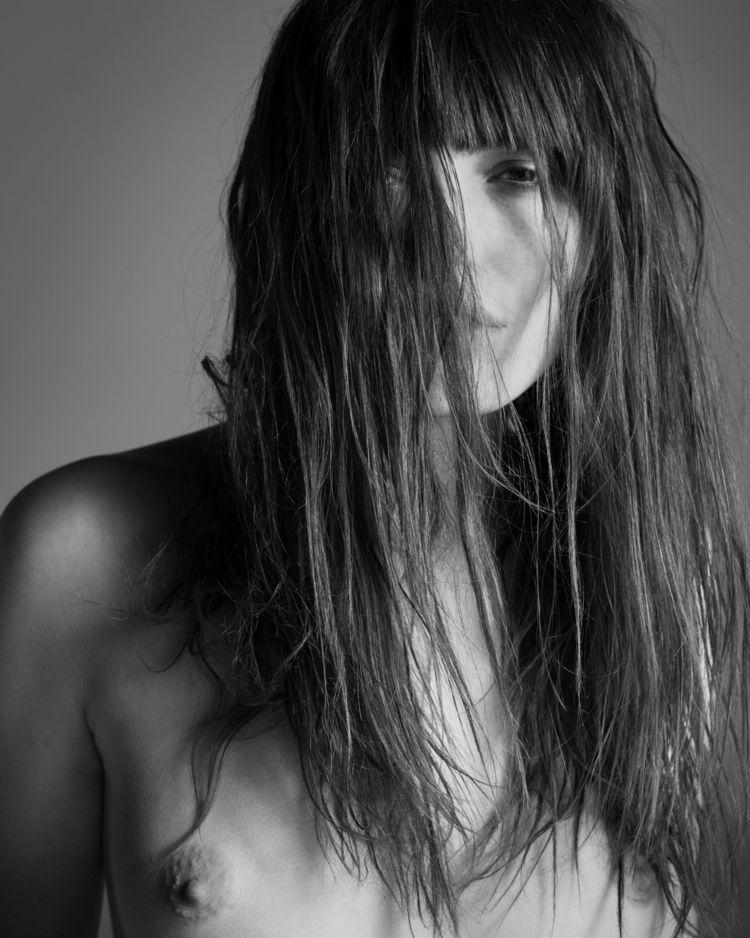hair story -- super enjoyed str - misalignedhead | ello