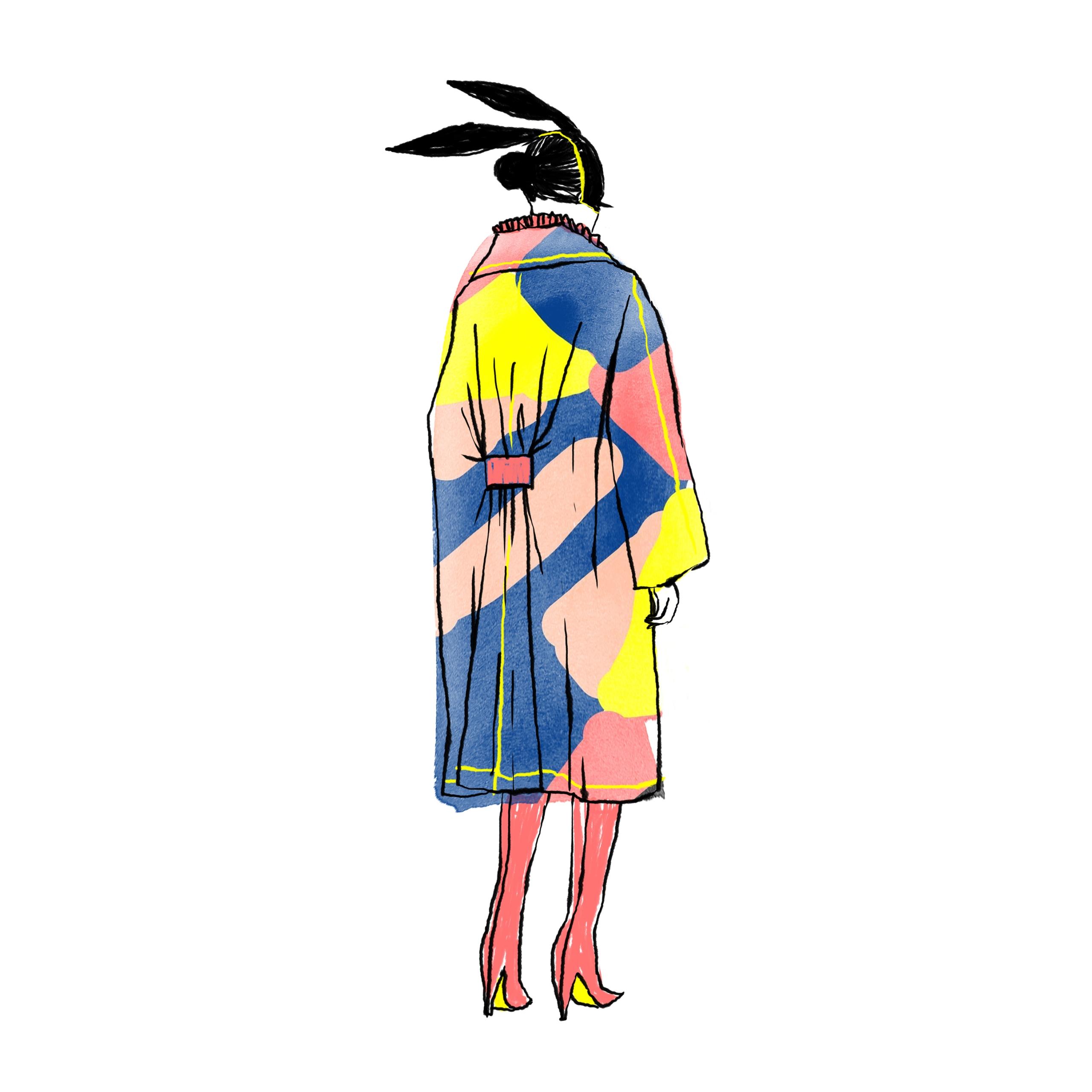 JM DU Fashion Illustration - julienmartin | ello