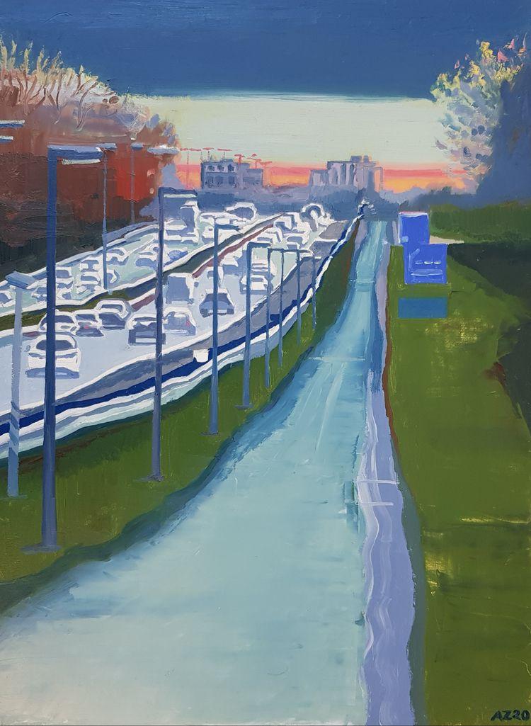 N3 - Ring Dordrecht (NL) 2020.  - albertzwaan | ello