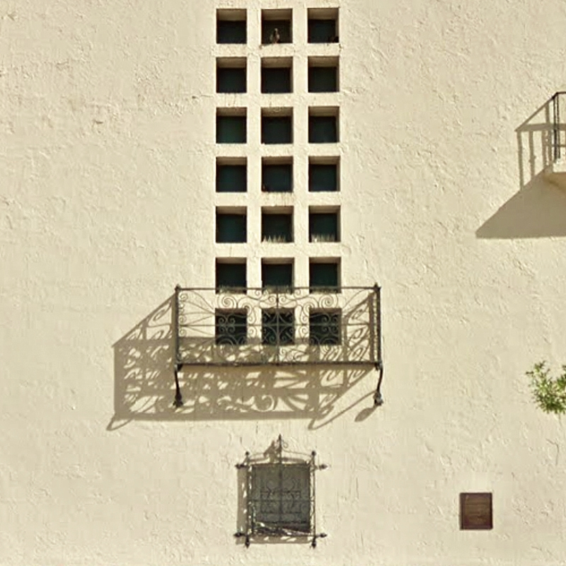 Walls / East San Antonio Avenue - dispel   ello