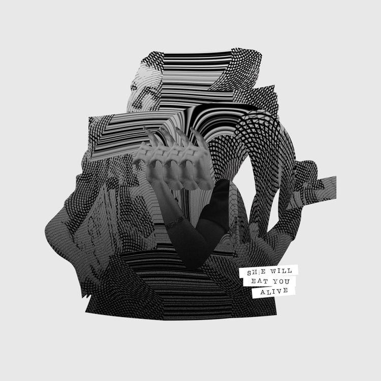 - Warpaint (2/3 - collage - joaoito | ello