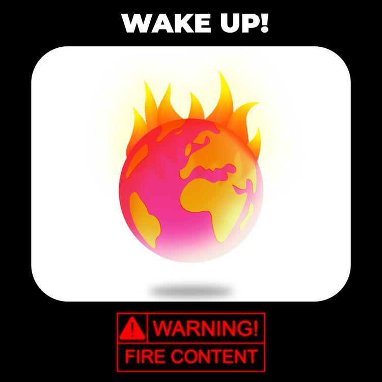 WAKE UPP - sebastienkuzmanov | ello