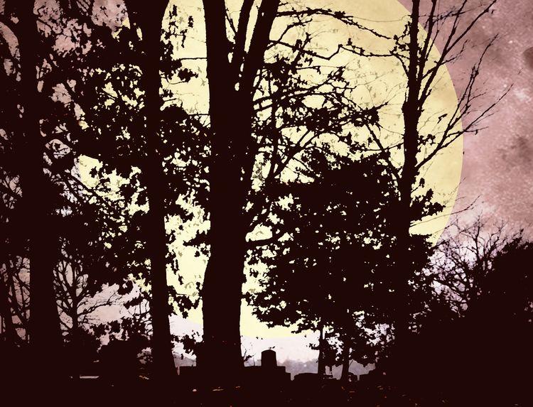..:Full Moons Graveyard 18::..  - ranjiroo   ello