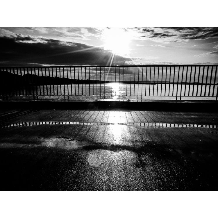 Lines, lines, lines - bw, bnw, blackandwhitephotography - brthelemy | ello