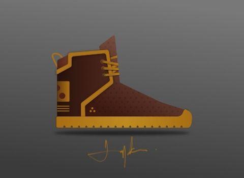 Sneaker design - fizik333 | ello