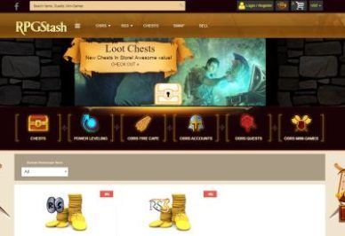 Loot Chests! check - OSRS, buyOSRSgold - only4rs | ello