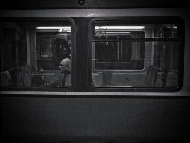 Transported - streetphotography - thetinyspeck   ello