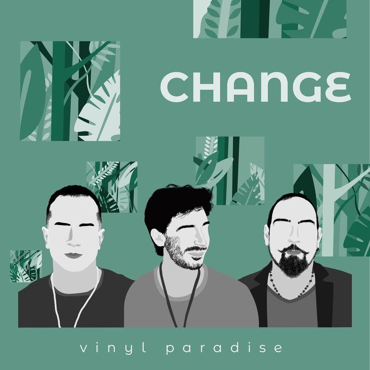 Artwork 'Change' - single Vinyl - hannahgp | ello