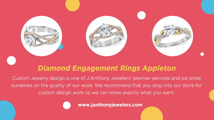 Diamond Engagement Rings Applet - jewelrystoreappleton | ello