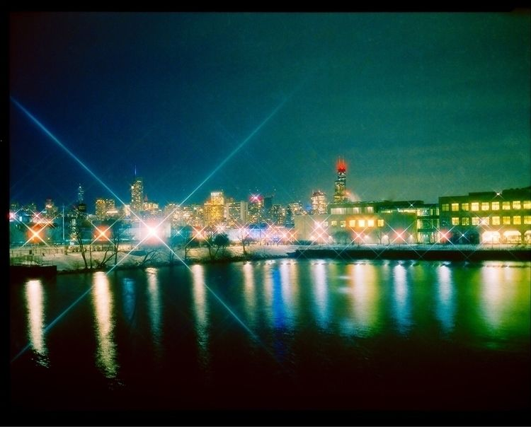 night shots shot - cinestill800T - icvrus | ello