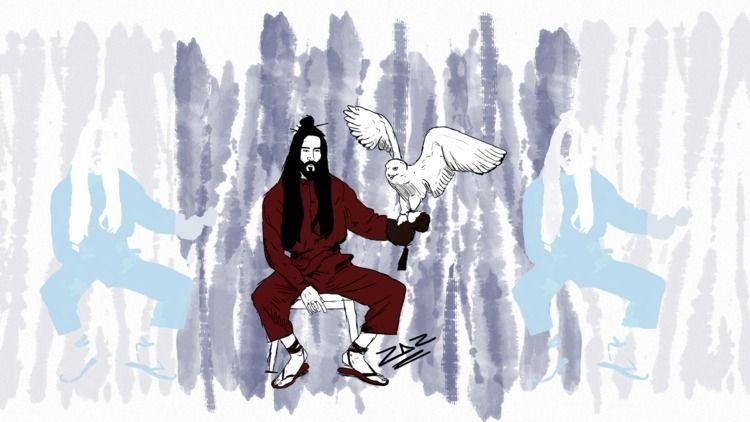 white owl - jzaz | ello