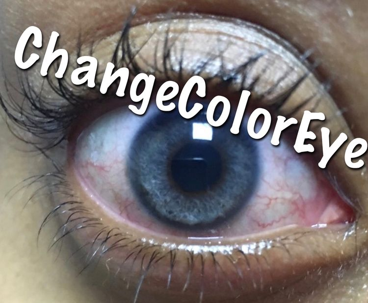 CHANGE EYE COLOR GREEN PERMANEN - changeeyecolor | ello