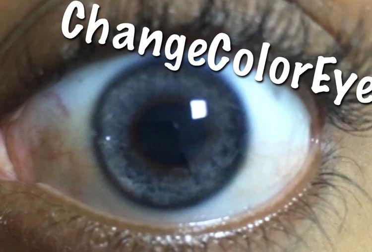 EYE COLOR CHANGE PERMANENTLY - changeeyecolor | ello