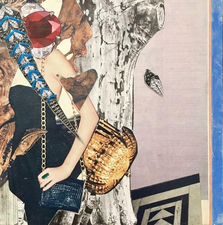 collage, cutandpaste, analog - northcuttstudio | ello