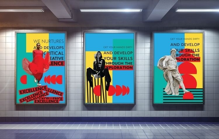 Indoor Advertising Poster Billb - outmn   ello