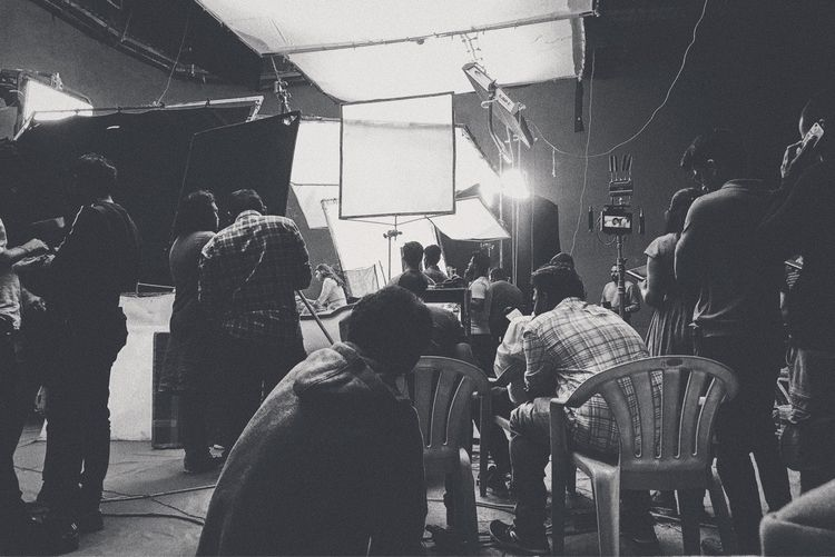 God writer? Filmmaker? . blacka - akshatajay | ello