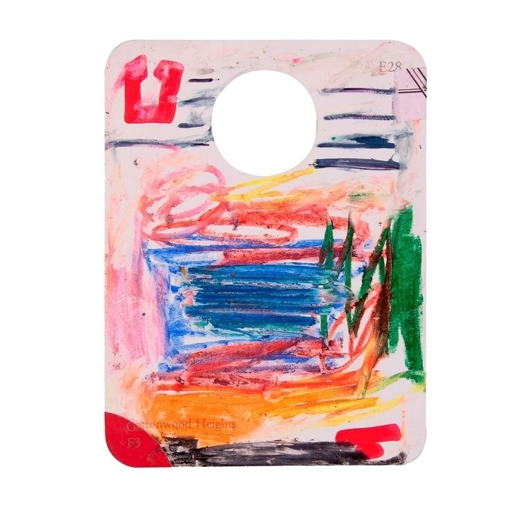 TATSUYA Oil pastel, marker clip - irskiy | ello