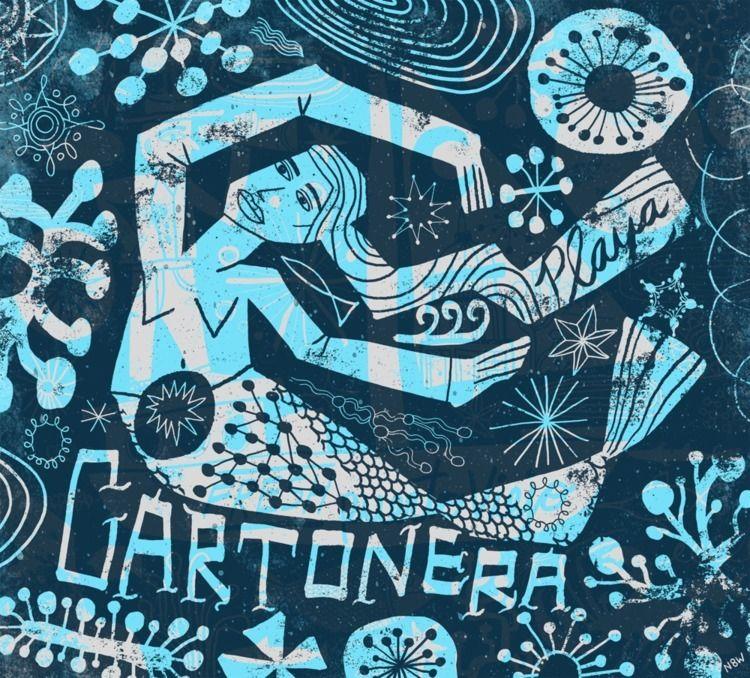 Puerto Viejo inspired art Nate  - n8wn8w | ello