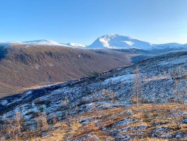 Finding snow. Tromsø, Norway - the-wooks | ello