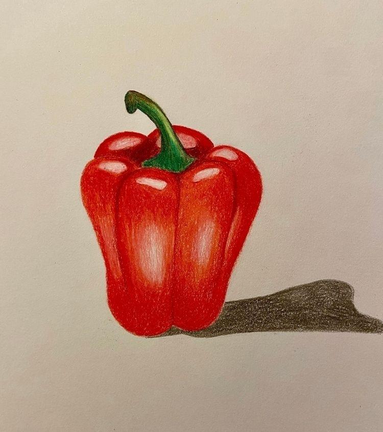 ello post! drawing shared inter - bymarysargent | ello