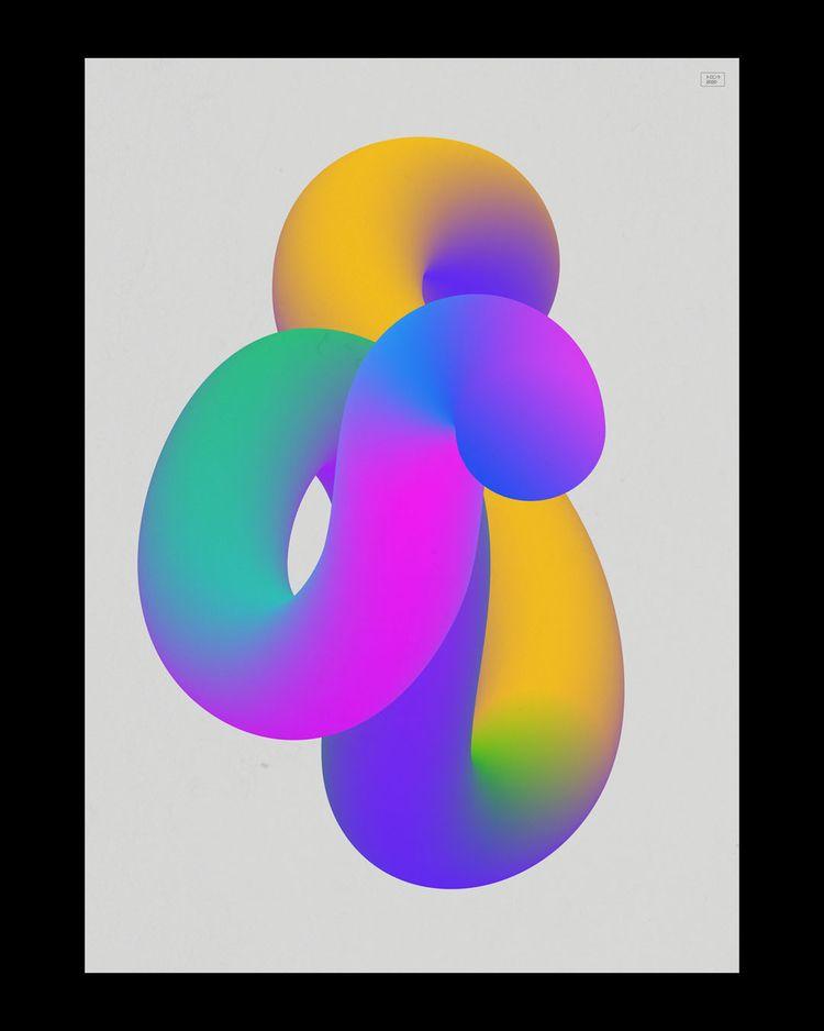 Transitions Series - posterdesign - luiscoderque | ello
