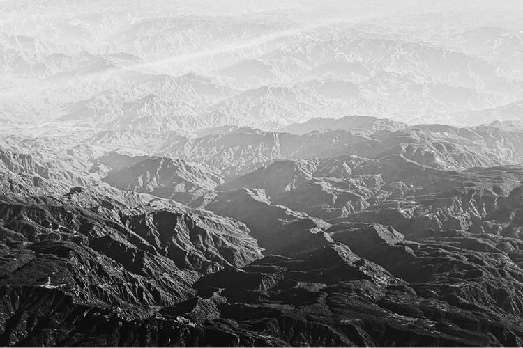 Northern Mexico topography, air - roberthaverly | ello