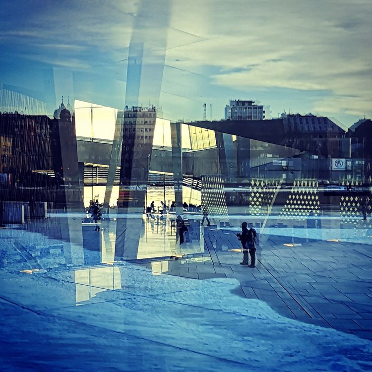 Oslo opera house - architechture - stigergutt | ello