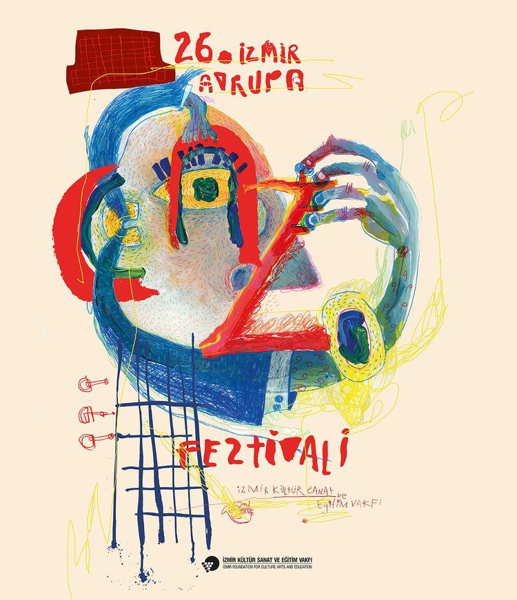 3rd selected work '26th İzmir E - sevd | ello