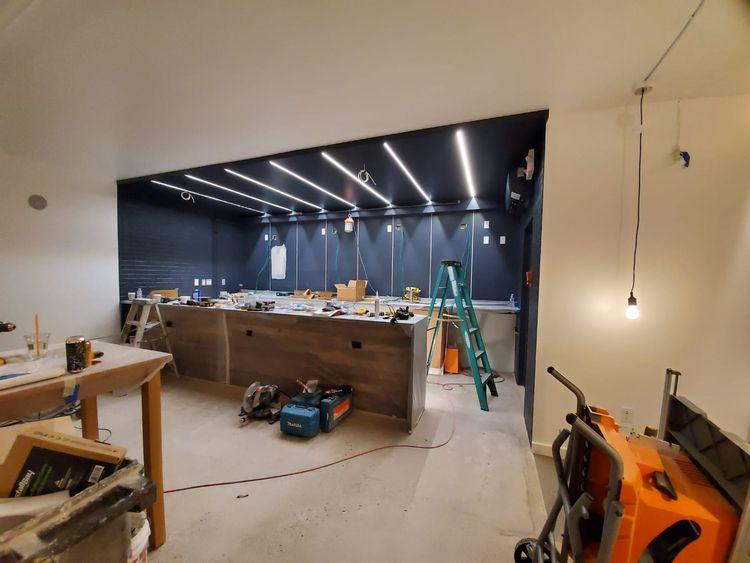 Bar - Newark, DE making - contextusarchitecture - ushah   ello