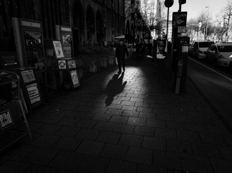 spot light - streetphotography, photography - thetinyspeckphotography   ello