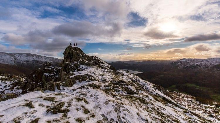 Helm Crag, Lake District, UK Cr - papa_delta | ello
