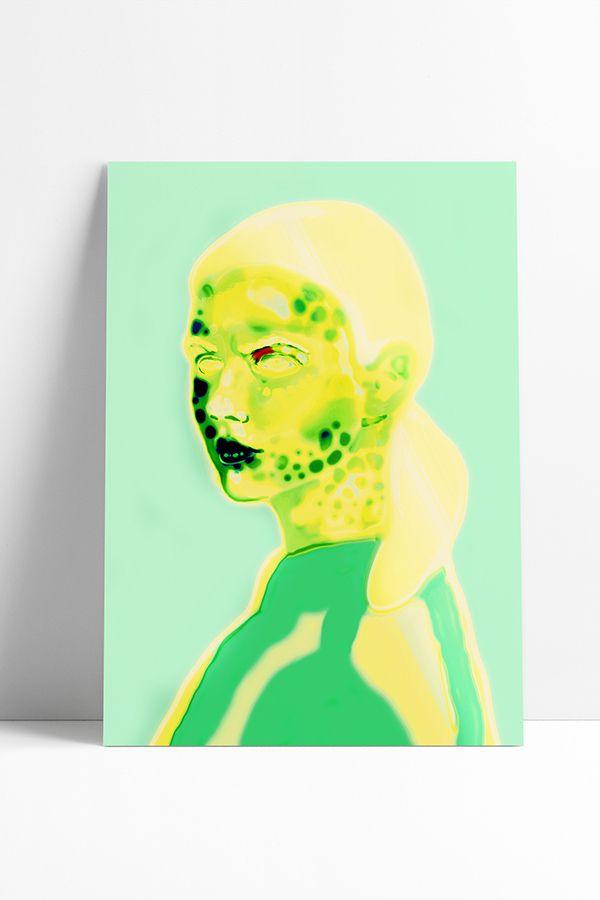 art piece 2020 Etsy shop: :smal - thedutchspork | ello