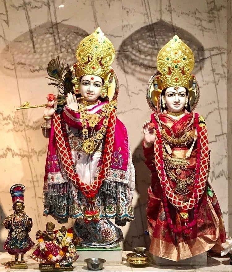 Divine union - krishna, divine, god - stylianos_space | ello