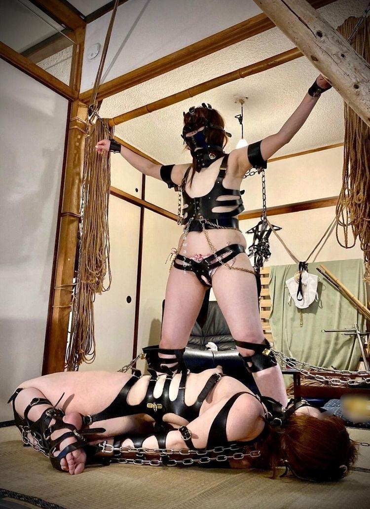 bondage session - nawayoi | ello