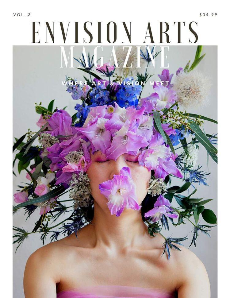 Hurry copy Envision Arts Magazi - pasitheaanimalibera | ello