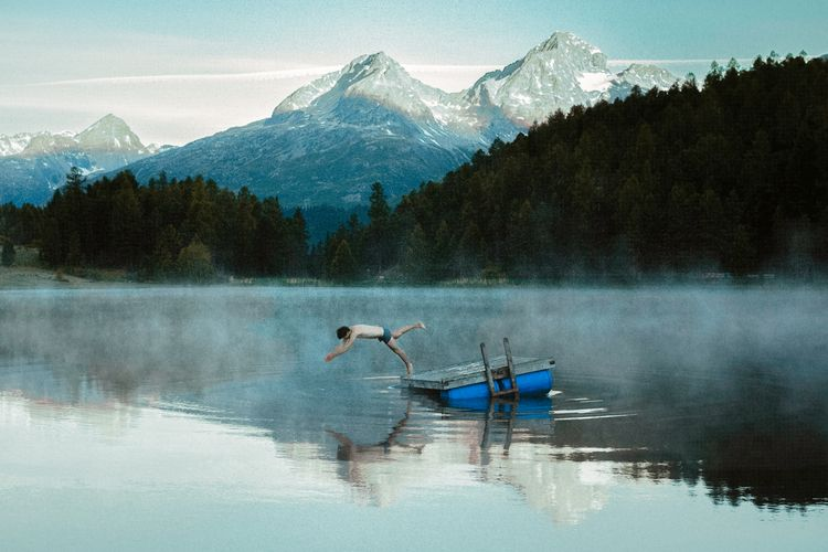 cold Swiss Mountains - ig_killerz - jeyhag | ello