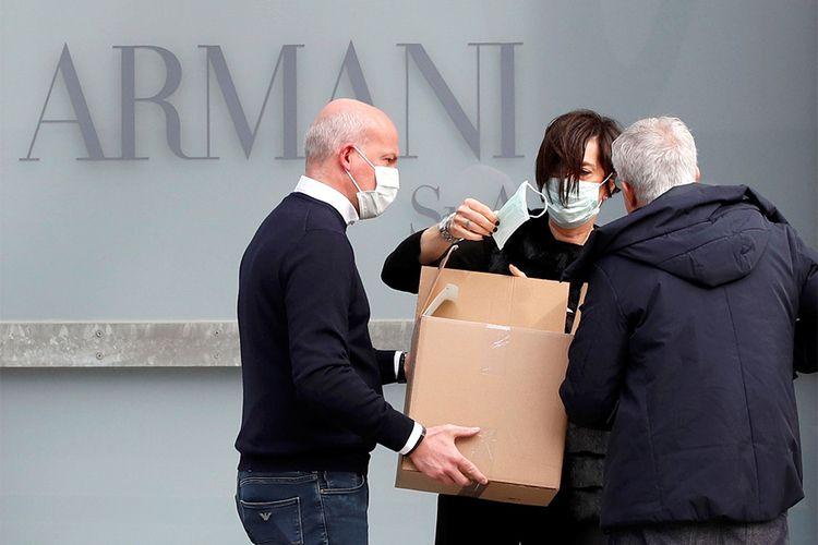 Designer Giorgio Armani joins f - lifestyleug | ello