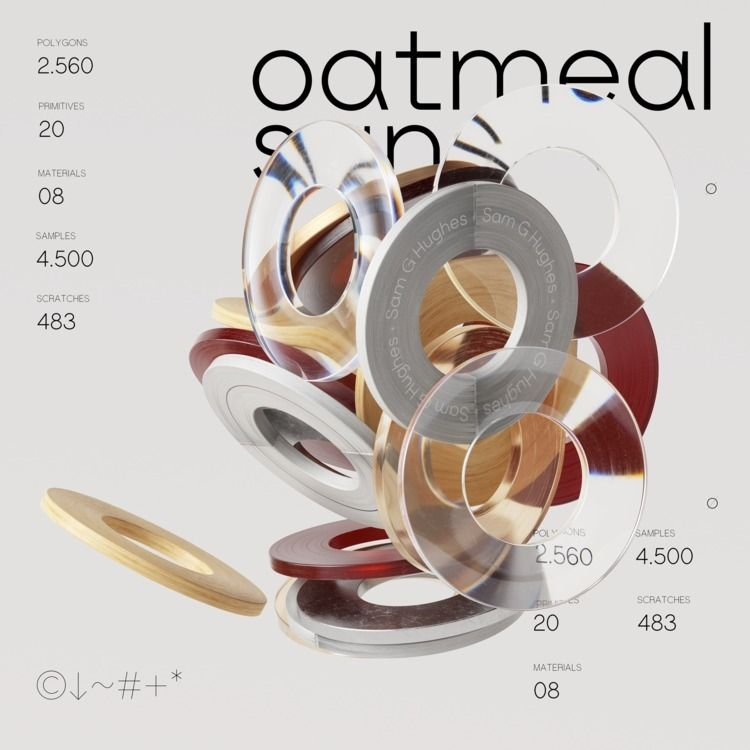 oatmeal sans - philiplueck | ello